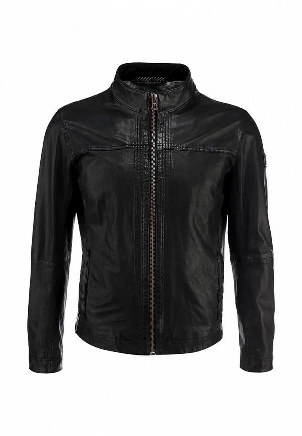 Кожаная куртка Boss Orange 50271207: изображение 14
