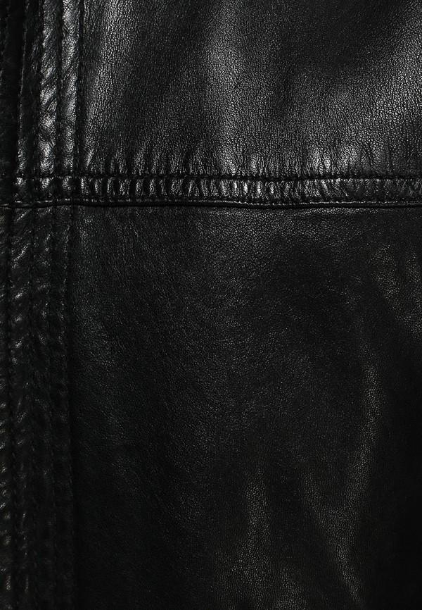 Кожаная куртка Boss Orange 50271207: изображение 18