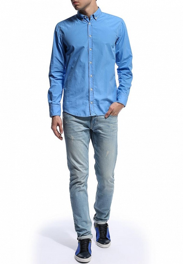 Рубашка с длинным рукавом Boss Orange 50276673: изображение 4