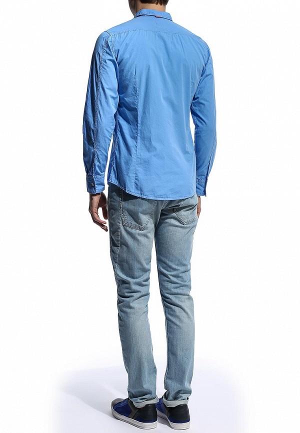 Рубашка с длинным рукавом Boss Orange 50276673: изображение 5