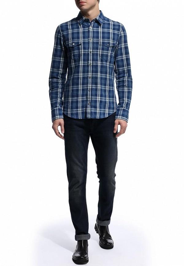 Рубашка с длинным рукавом Boss Orange 50276708: изображение 5