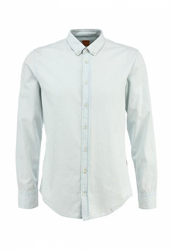 Рубашка с длинным рукавом Boss Orange 50276675: изображение 1