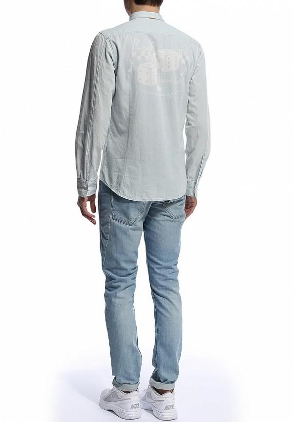Рубашка с длинным рукавом Boss Orange 50276675: изображение 4