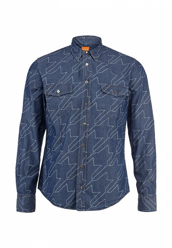 Рубашка с длинным рукавом Boss Orange 50276819: изображение 1