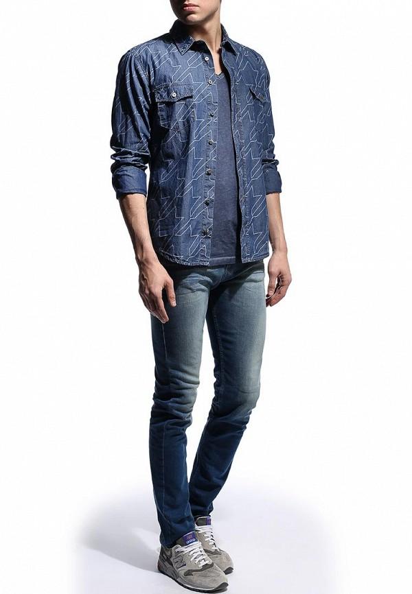 Рубашка с длинным рукавом Boss Orange 50276819: изображение 5