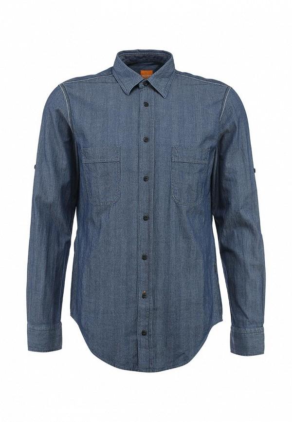 Рубашка с длинным рукавом Boss Orange 50276704: изображение 1