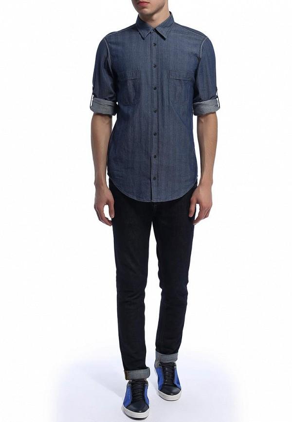 Рубашка с длинным рукавом Boss Orange 50276704: изображение 5