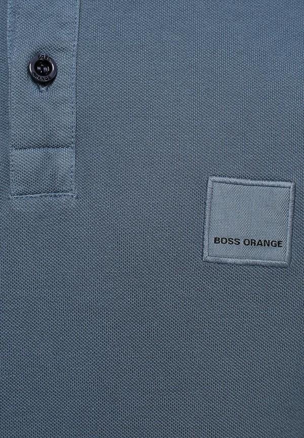 Мужские поло Boss Orange 50249531: изображение 14