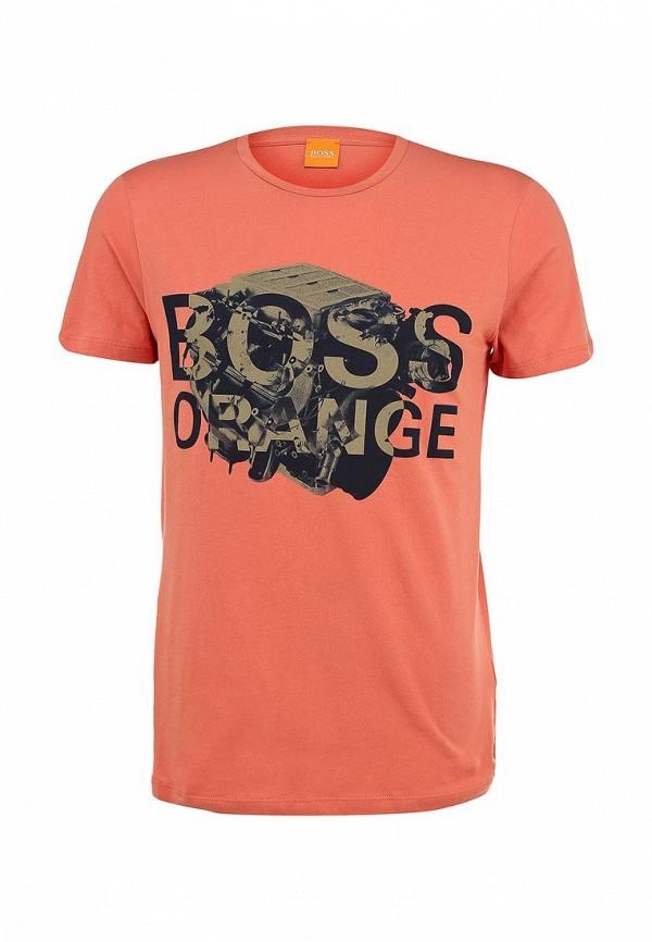 Футболка с коротким рукавом Boss Orange 50276836: изображение 2