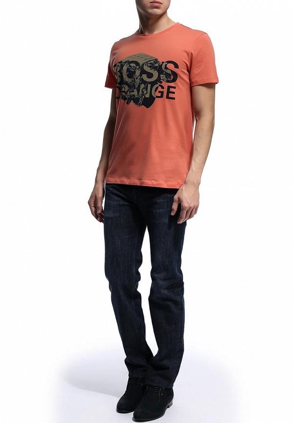 Футболка с коротким рукавом Boss Orange 50276836: изображение 3