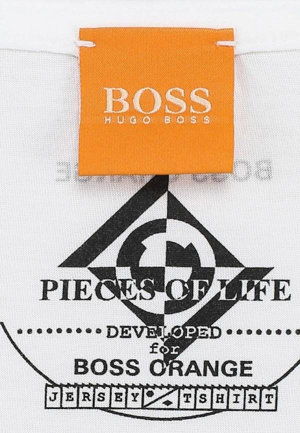 Футболка с коротким рукавом Boss Orange 50276839: изображение 3