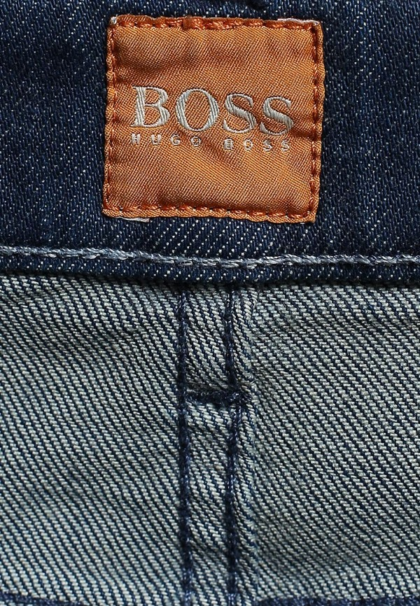 Зауженные джинсы Boss Orange 50276938: изображение 2