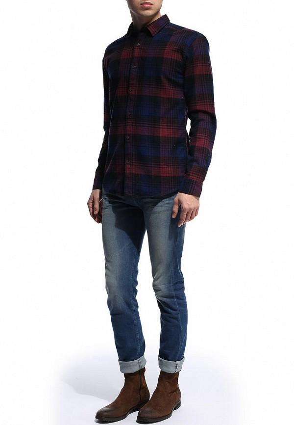 Зауженные джинсы Boss Orange 50276938: изображение 3