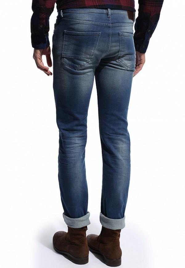 Зауженные джинсы Boss Orange 50276938: изображение 4