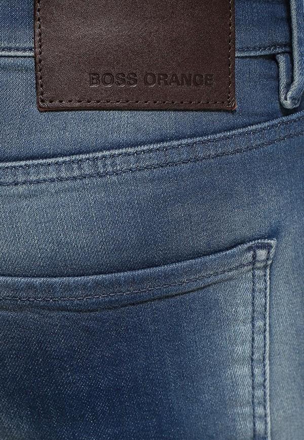 Зауженные джинсы Boss Orange 50276938: изображение 6