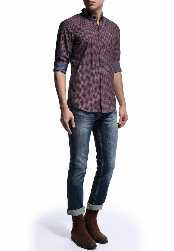Зауженные джинсы Boss Orange 50276920: изображение 2