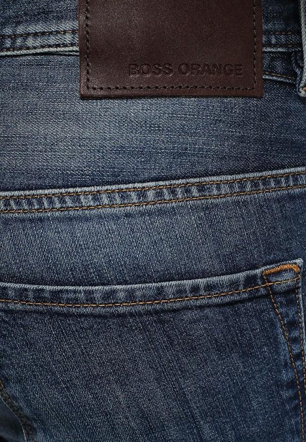 Зауженные джинсы Boss Orange 50276920: изображение 5