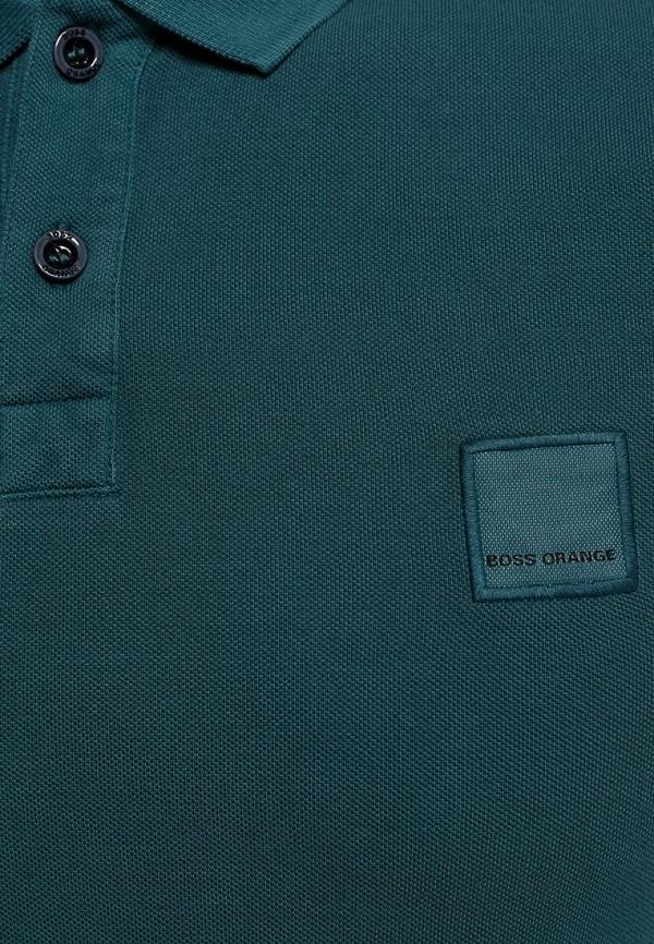 Мужские поло Boss Orange 50249531: изображение 7