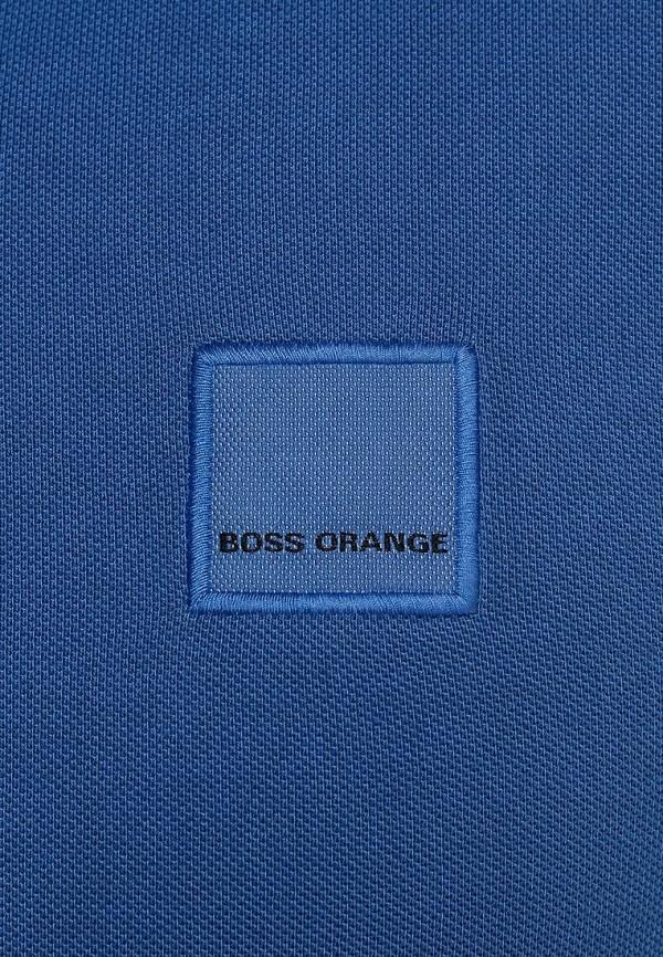 Мужские поло Boss Orange 50249531: изображение 16