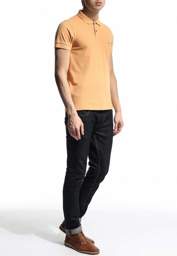 Мужские поло Boss Orange 50249531: изображение 11
