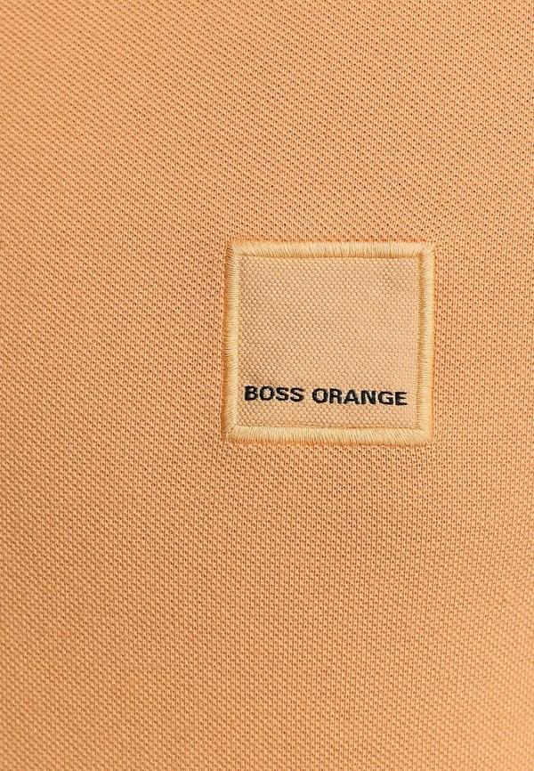 Мужские поло Boss Orange 50249531: изображение 12