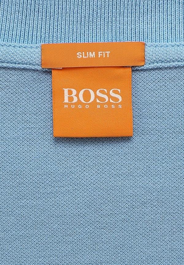 Мужские поло Boss Orange 50249531: изображение 2