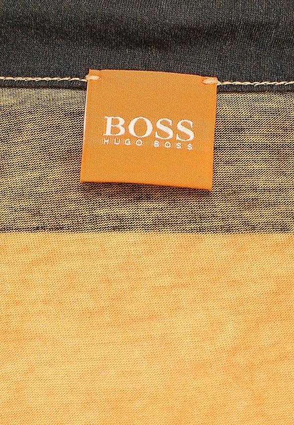 Мужские поло Boss Orange 50283714: изображение 2