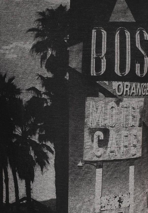 Футболка с надписями Boss Orange 50283677: изображение 7