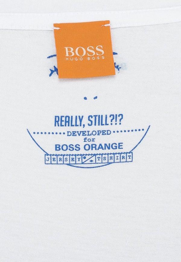 Футболка с коротким рукавом Boss Orange 50283654: изображение 3