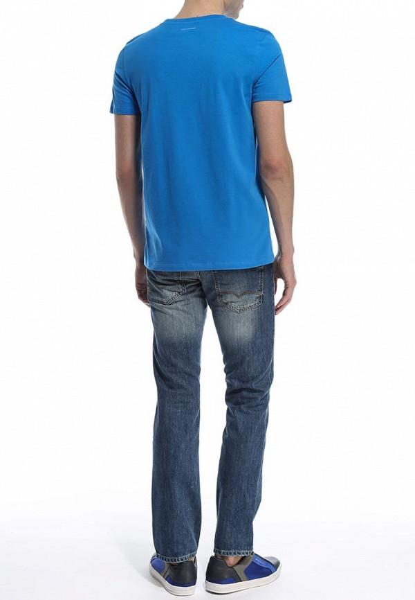 Футболка с коротким рукавом Boss Orange 50283654: изображение 4