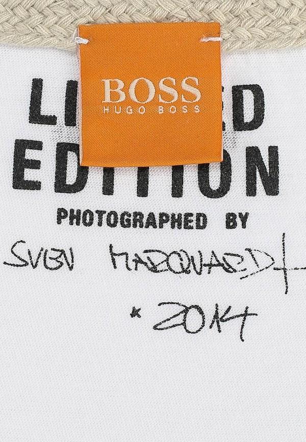 Футболка с фотопринтами Boss Orange 50286054: изображение 3
