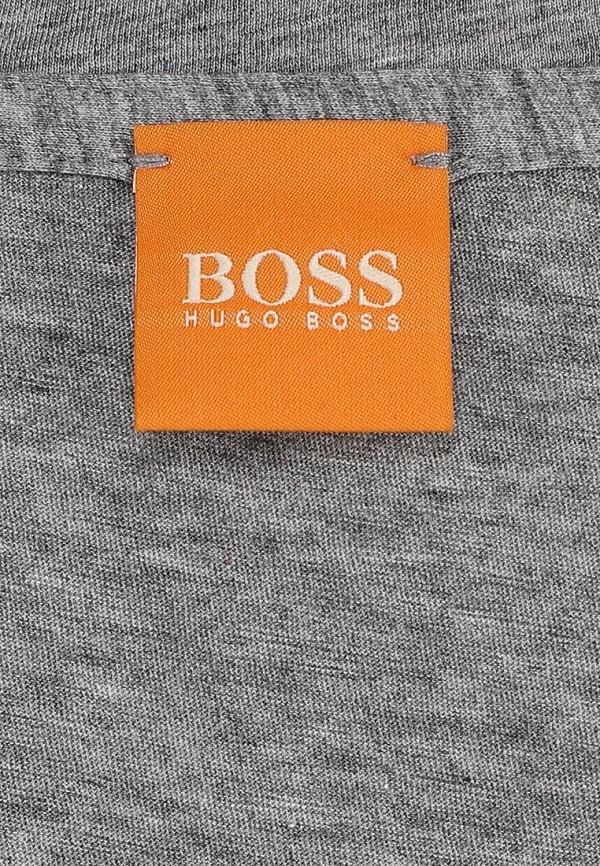 Футболка с надписями Boss Orange 50283656: изображение 3