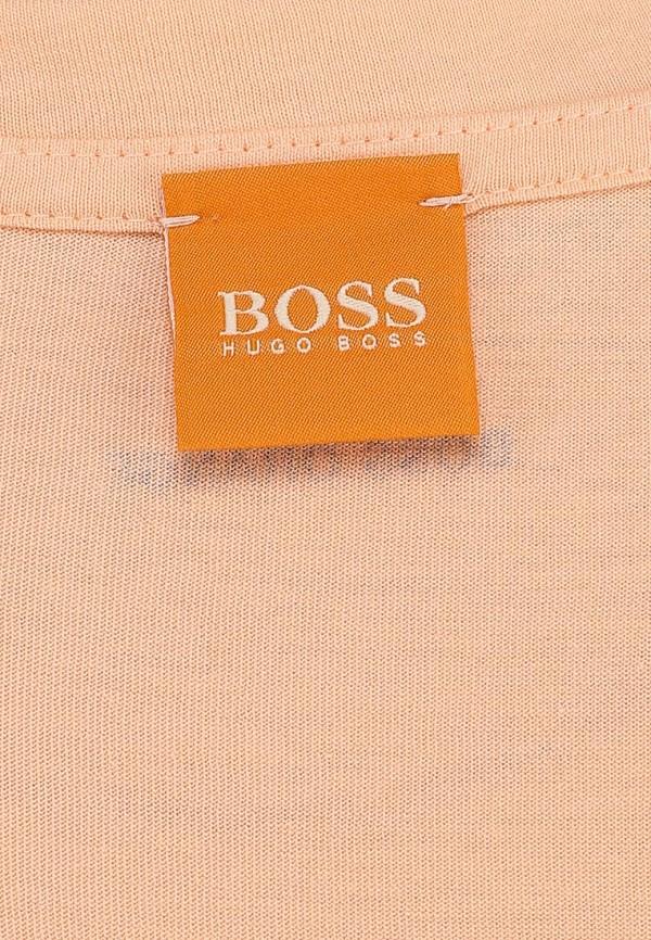 Футболка с надписями Boss Orange 50283637: изображение 3