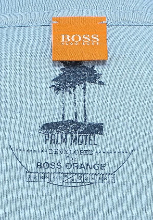 Футболка с коротким рукавом Boss Orange 50283639: изображение 2