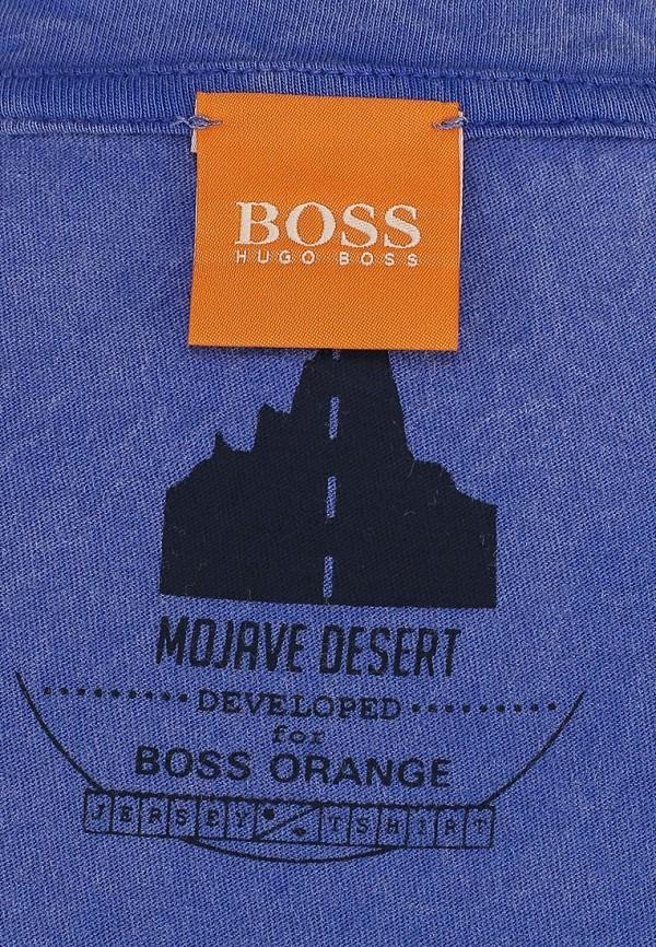 Футболка с фотопринтами Boss Orange 50283674: изображение 3