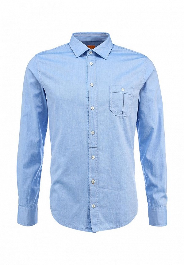 Рубашка с длинным рукавом Boss Orange 50282635: изображение 1