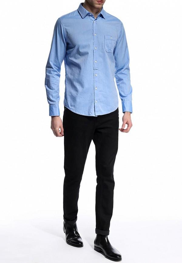 Рубашка с длинным рукавом Boss Orange 50282635: изображение 3