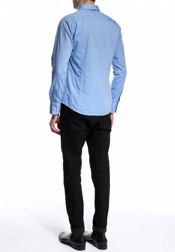 Рубашка с длинным рукавом Boss Orange 50282635: изображение 4