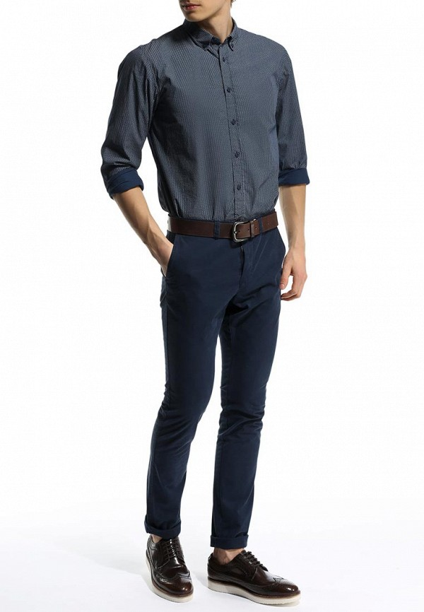 Рубашка с длинным рукавом Boss Orange 50282669: изображение 4