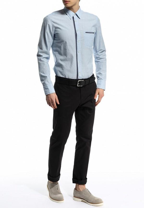Рубашка с длинным рукавом Boss Orange 50282674: изображение 4