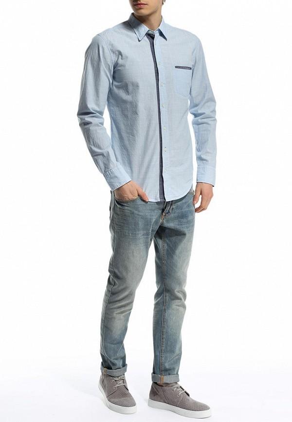 Рубашка с длинным рукавом Boss Orange 50282674: изображение 6