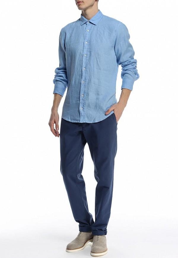 Рубашка с длинным рукавом Boss Orange 50282710: изображение 3