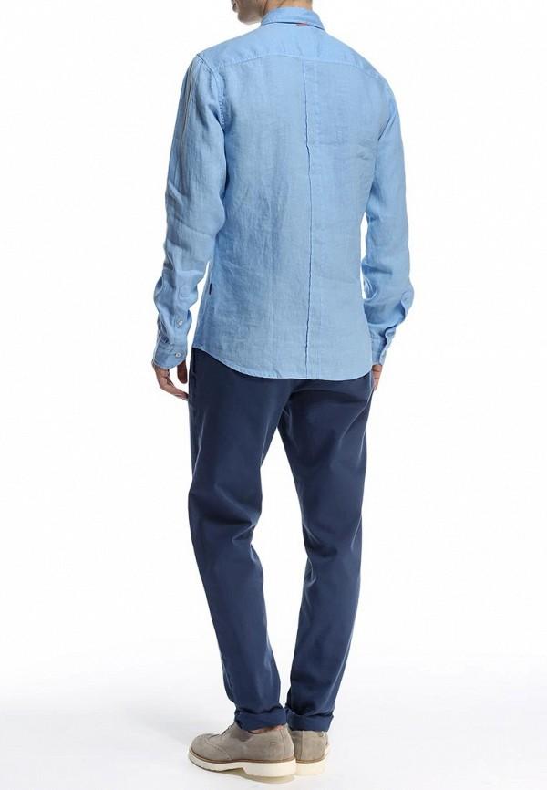 Рубашка с длинным рукавом Boss Orange 50282710: изображение 4