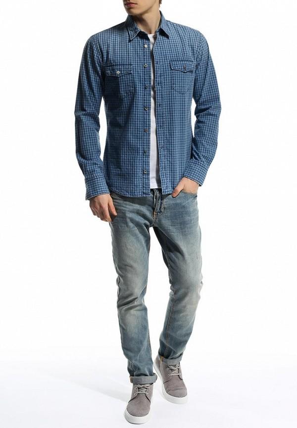 Рубашка с длинным рукавом Boss Orange 50282681: изображение 6