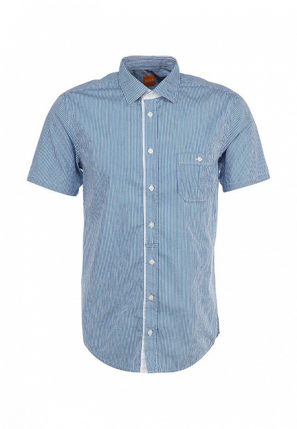 Рубашка с коротким рукавом Boss Orange 50286946: изображение 1