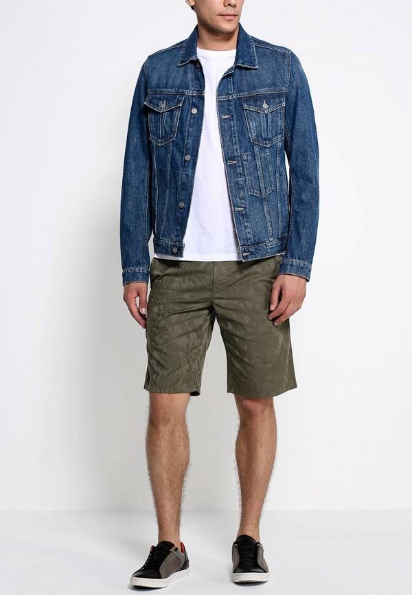 Мужские повседневные шорты Boss Orange 50281808: изображение 3