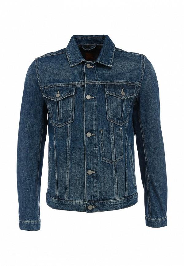 Джинсовая куртка Boss Orange 50283149: изображение 1