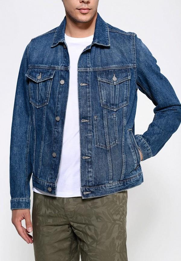 Джинсовая куртка Boss Orange 50283149: изображение 2