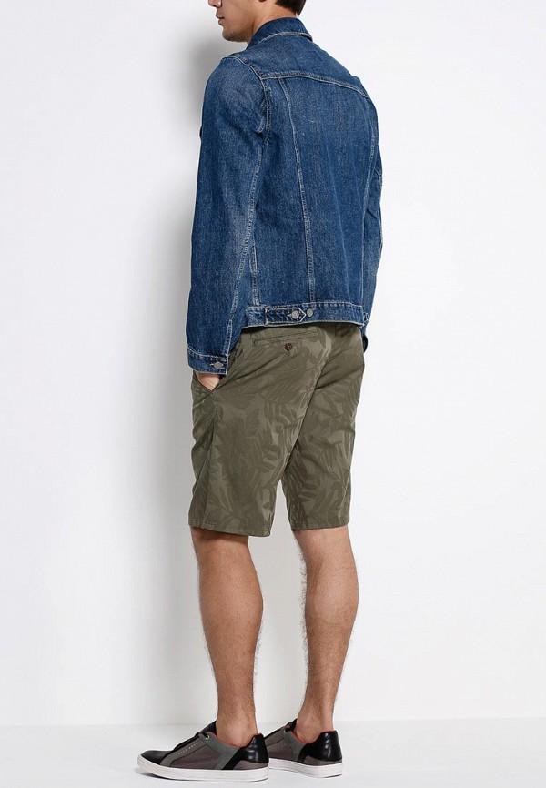 Джинсовая куртка Boss Orange 50283149: изображение 4