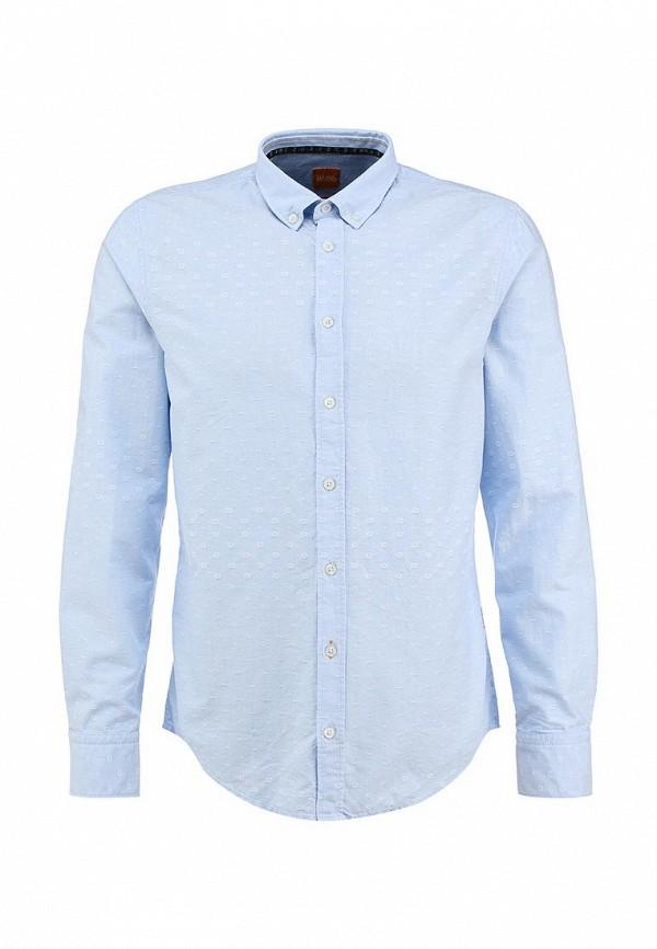 Рубашка с длинным рукавом Boss Orange 50282666: изображение 1